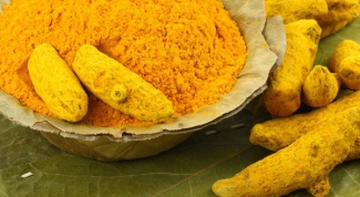The beneficial properties of turmeric