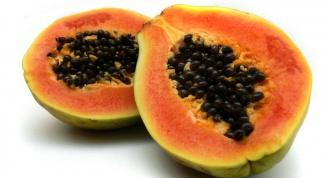 Вкусные рецепты с папайей