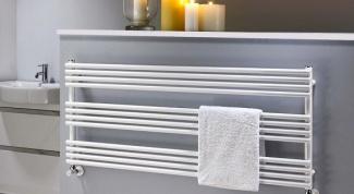 Советы по выбору и правила эксплуатации электрического полотенцесушителя