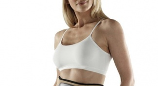 Пояс для стимуляции похудения
