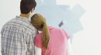 Технология окраски стен