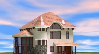 Выбор профнастила для крыши