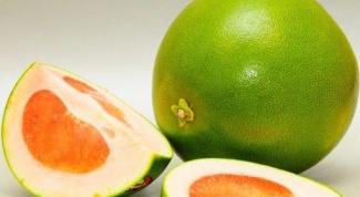 Помело - фрукт и лекарство
