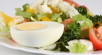 Основные правила химической диеты