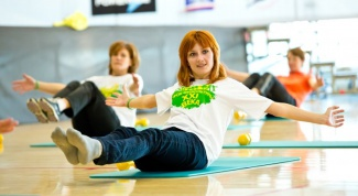 Аэробика: 4 простых шага к похудению