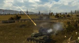 Как стрелять в world of tanks