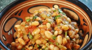 Рецепты блюд из фасоли