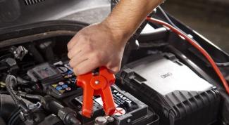 Как зарядить автоаккумулятор без зарядного устройства?