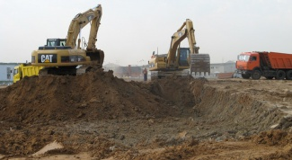 Maintenance of excavation: the price of services