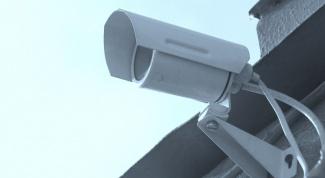 Установка видеонаблюдения в доме