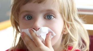 Как лечить гайморит у детей?