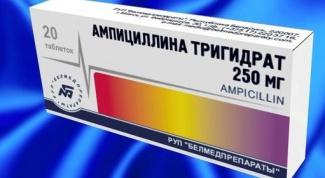 Antibiotics narrow spectrum