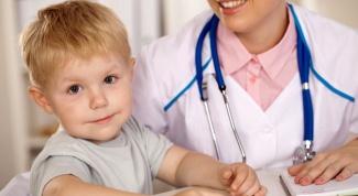 Mantoux test in children