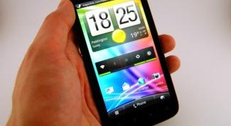 Как обновить андроид в htc sensation