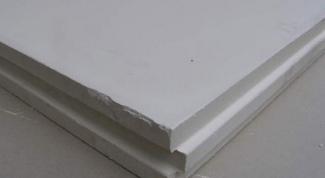 Строительство перегородок из пазогребневых плит