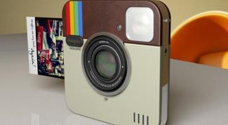 Как сделать фото, как в инстаграме
