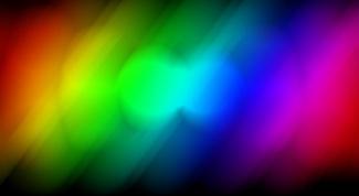 Как сделать переход цвета