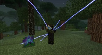 How to summon lightning in minecraft