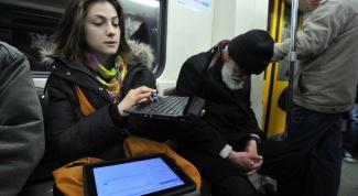 Как воспользоваться Wi-Fi в транспорте