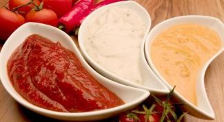 Как делать соусы