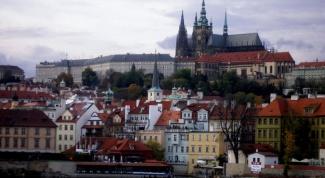 Как добраться до Чехии