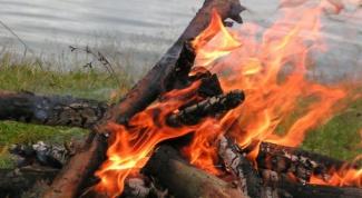 Как добыть огонь без спичек
