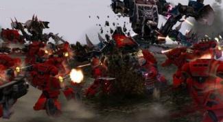 Как играть в Warhammer 40000