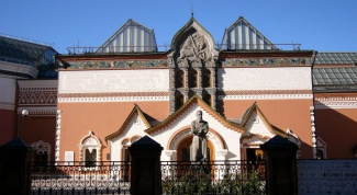 How to get to the Tretyakov gallery