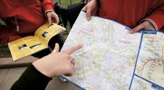 Как выбрать маршрут