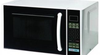 Как выбирать микроволновую печь