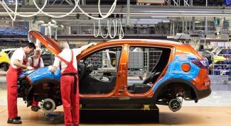 Как изготавливают автомобили