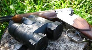 Как выбрать бинокль для охоты