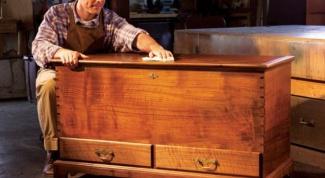 Как изготавливать мебель