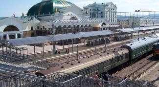 Как добраться до Красноярска