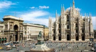 Как добраться до Милана