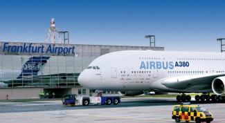 Как добраться из аэропорта Франкфурта