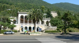 How to get to Gagra