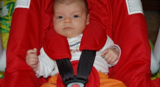 How to choose a car seat for a newborn