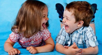 Как дети учат язык