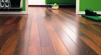 How to choose the color of flooring