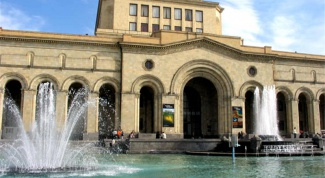 Как добраться до Еревана