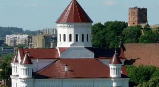 Как добраться до Литвы