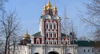 How to get to the Novodevichy convent