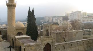 Как добраться до Баку