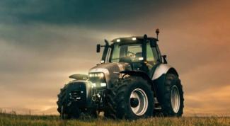 Как ездить на тракторе