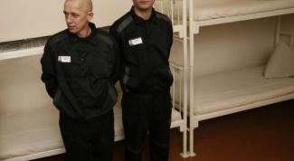 Как живут заключенные
