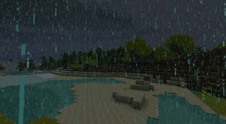 How to turn off rain in Minecraft