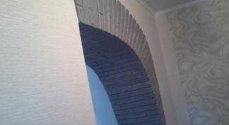 Применение гипсовой штукатурки в отделки арок
