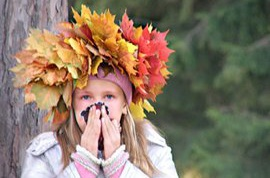 Как чувствовать себя хорошо осенью