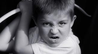 Как вести себя, если ребенок агрессивный